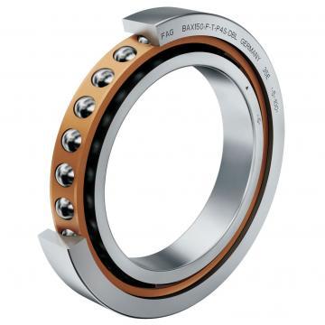 3.346 Inch   85 Millimeter x 7.087 Inch   180 Millimeter x 1.614 Inch   41 Millimeter  Timken 7317WN MBR SU Angular Contact Bearings