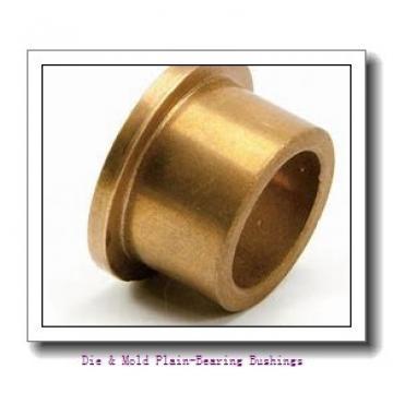 Garlock Bearings GF3442-048 Die & Mold Plain-Bearing Bushings
