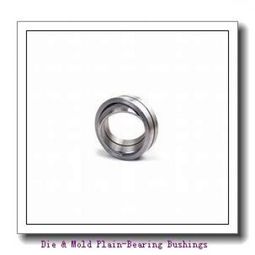 Bunting Bearings, LLC NF101207 Die & Mold Plain-Bearing Bushings